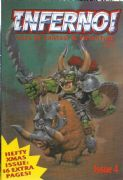 Inferno! Tales of Fantasy & Adventure Issue #4 Graphic Novel Comic (1997)